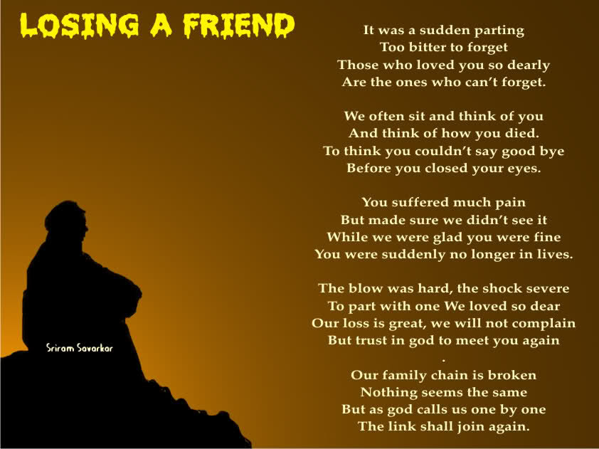 Quotes About Losing Friends 53 Quotes