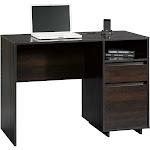 Storage Desk - Espresso - Room Essentials