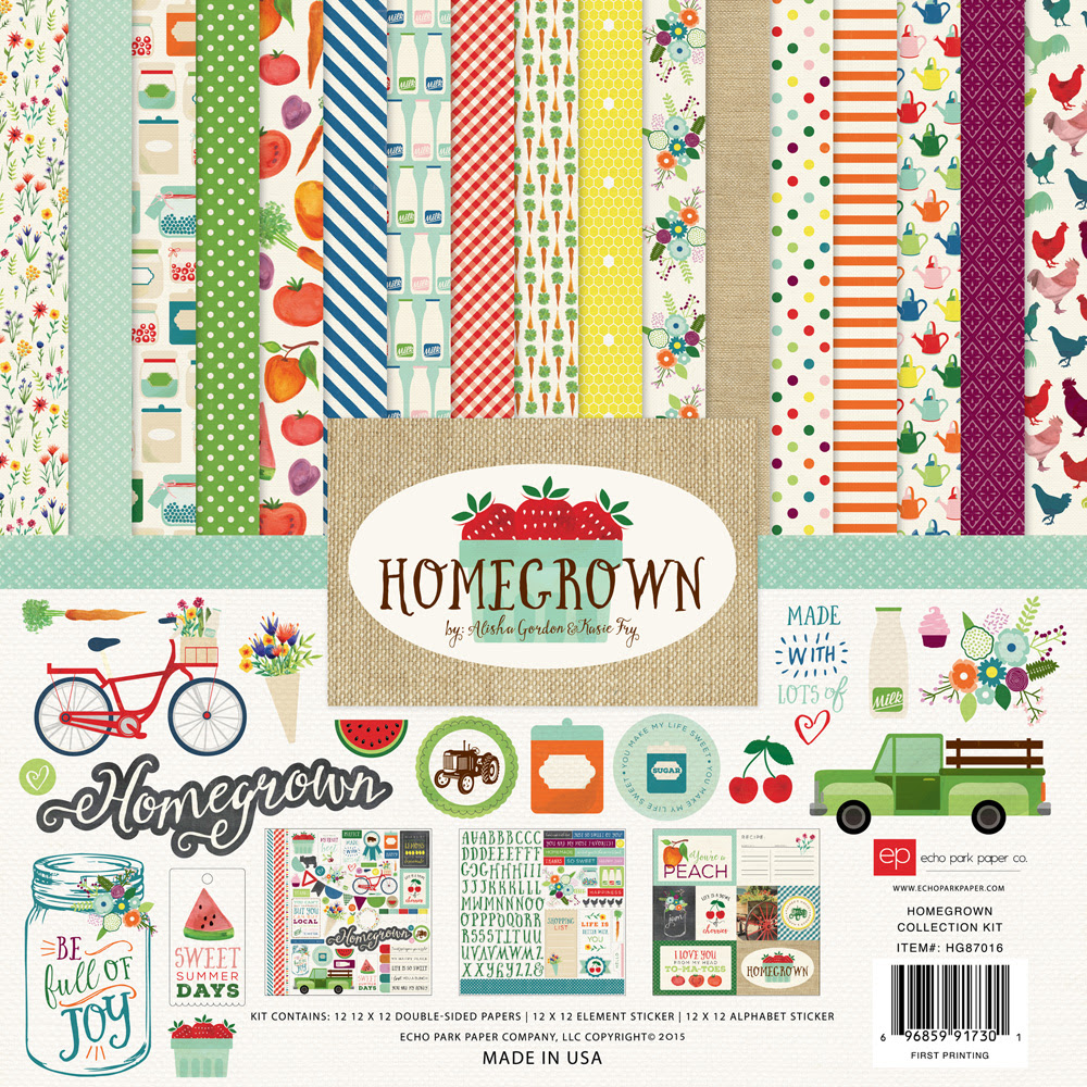 HG87016 Homegrown Collection Kit F
