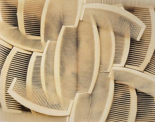 Margrethe Mather - Japanese Combs (1931))