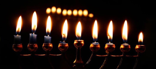 What Is The Deal With Hanukkah? - Nathan Wesley Smith