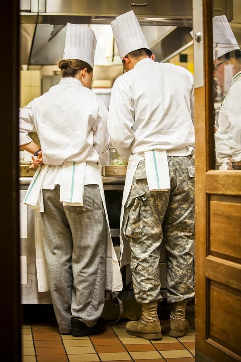 West Point and the Culinary Institute of America: An Exchange of Experiences - NYTimes.com