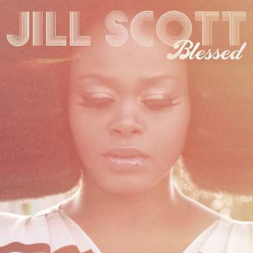 Blessed (Single Cover), Jill Scott