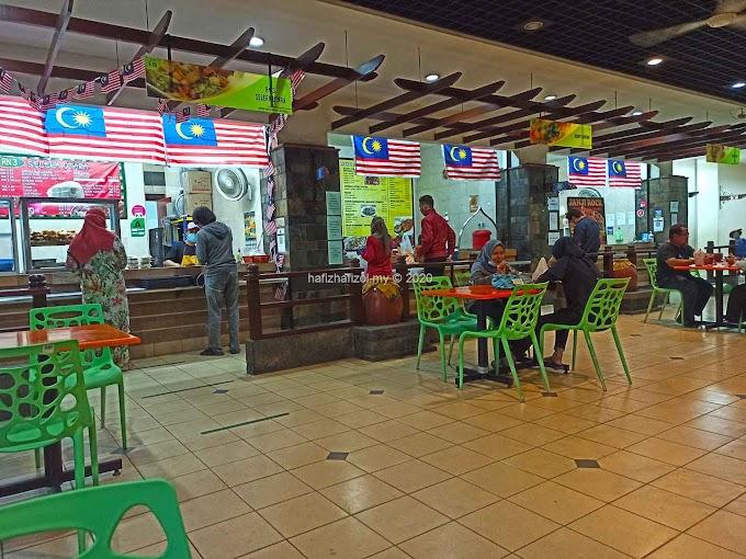 Medan Selera (Food Court) Best di Putrajaya
