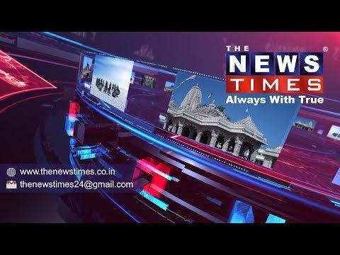 ધ ન્યુઝ ટાઇમ્સ સમાચાર - ૧૬/૦૩/૨૦૨૦
