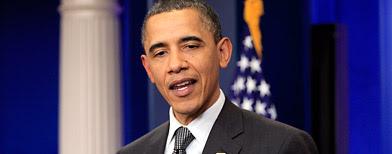 President Barack Obama at the White House, Wednesday, April 6, 2011. (AP Photo/Charles Dharapak)