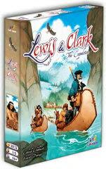 ホビージャパン特選ボードゲーム ルイス・クラーク探検隊(Lewis&Clark the Expedition) 日本...