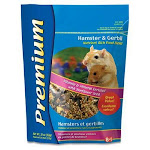 8 in 1 Premium Nutritionally Complete Blend for Hamster/Gerbil - 2 lb