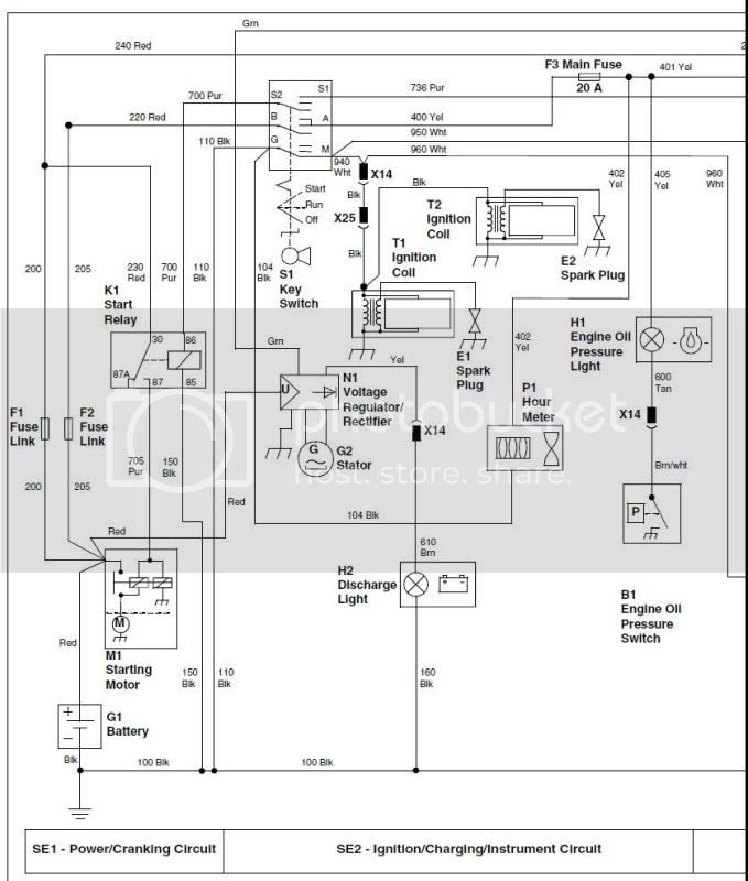 Secret Diagram  Most Used Wiring Diagram John Deere 318