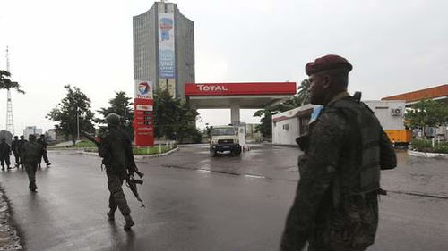 Gunmen attacked the airport and state television headquarters in the capital of the DRC in what appeared to be an attempt to seize power by religious leader Paul Joseph Mukungubila. by Pan-African News Wire File Photos
