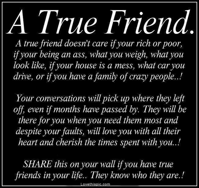 A True Friend Pictures Photos And Images For Facebook Tumblr