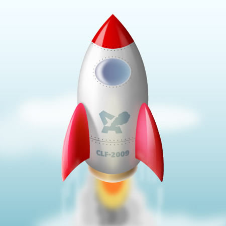Create An Awesome Space Rocket