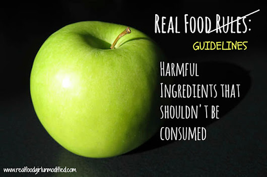 It's Time to Get Real: Real Food Girl Unmodified