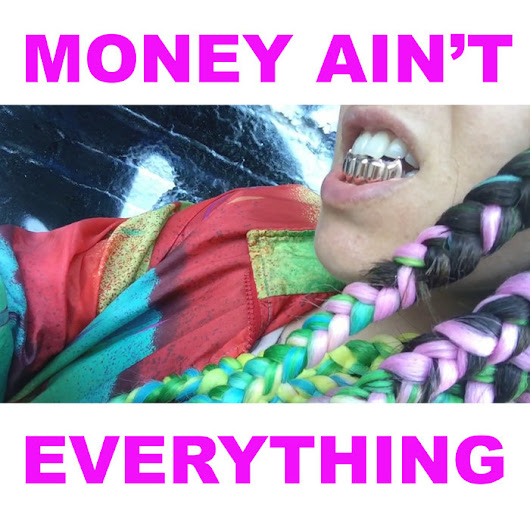 Money Ain't Everything, by Undakova & High Prieztezz Or_Nah of UltraCultural Others