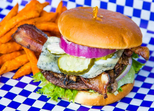 Savor the Mushrooms on These Amazing Seattle Burgers | Where To Eat Guide
