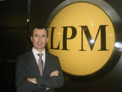 Ignacio García( Director General LPM Corporación Empresarial)