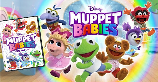 Disney Muppet Babies: Time to Play DVD Review - The Week In Nerd