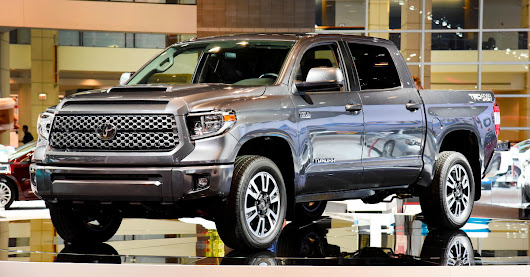 2018 Toyota Tundra | Release Date, Prices, Specs, Features | Digital Trends