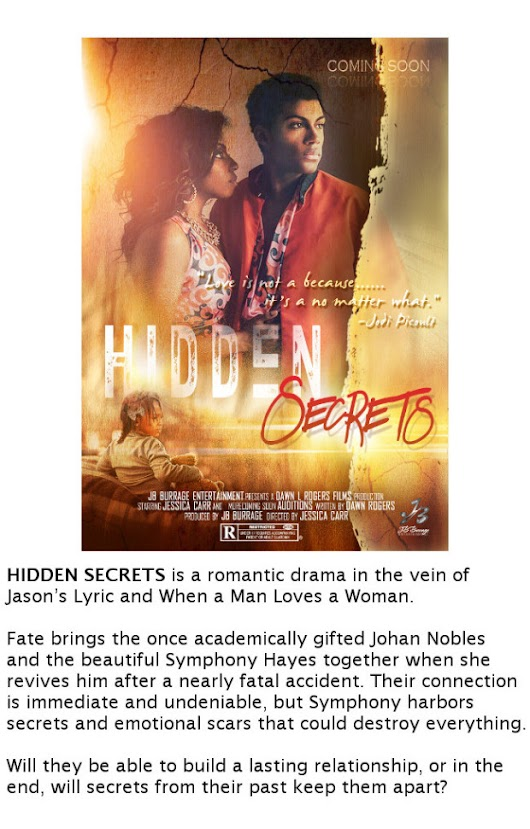 CLICK HERE to support HIDDEN SECRETS - Short Movie