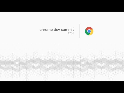 Chrome Dev Summit. Now Live Streaming