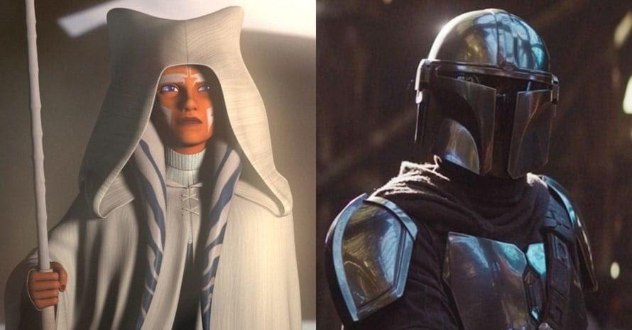 Rosario Dawson Ahsoka Tano The Mandalorian Star Wars Jedi