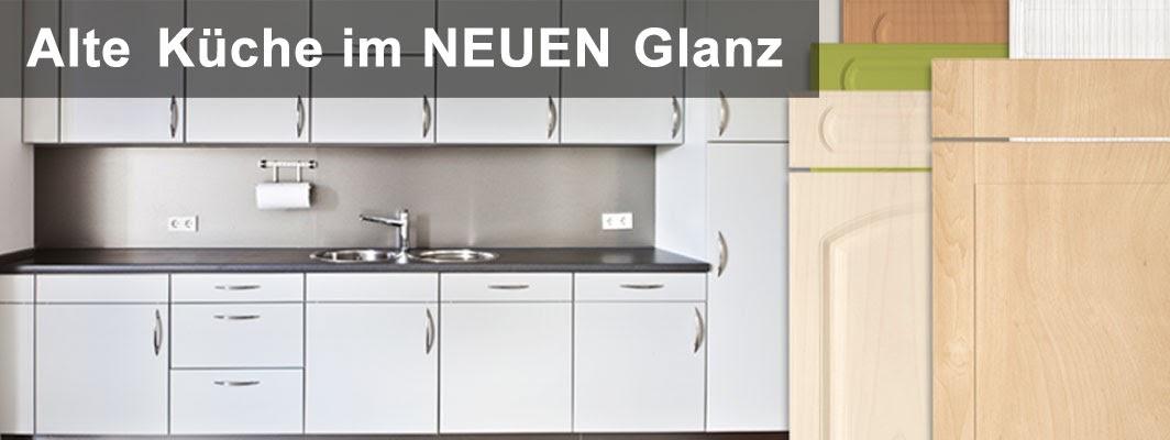 Küchenfronten austauschen - Küche renovieren: Küchenfronten erneuern ...