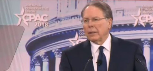 NRA Attacks The FBI Which Is Investigating Them For Russian Money Laundering