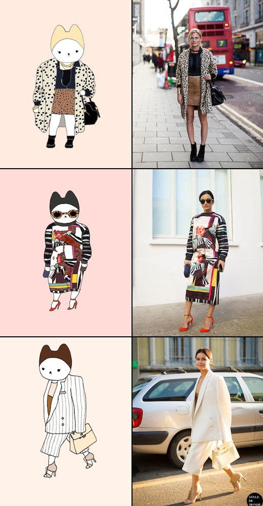 Le Fashion Blog 5 Things Mooki Street Style Cat Illustrations Miroslava Duma April 2014 Fashion Related Art 3 photo Le-Fashion-Blog-5-Things-Mooki-Street-Style-Cat-Illustrations-Miroslava-Duma-April-2014-3.jpg