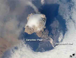 High-latitude volcanic eruptions have global impact | Geology Page