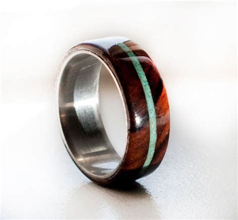 Best 25  Turquoise wedding rings ideas on Pinterest