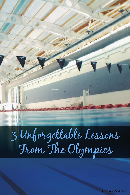 3 Unforgettable Lessons from the Olympics