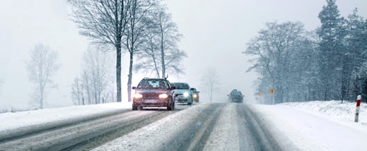 Winter Driving Tips | AAA Exchange
