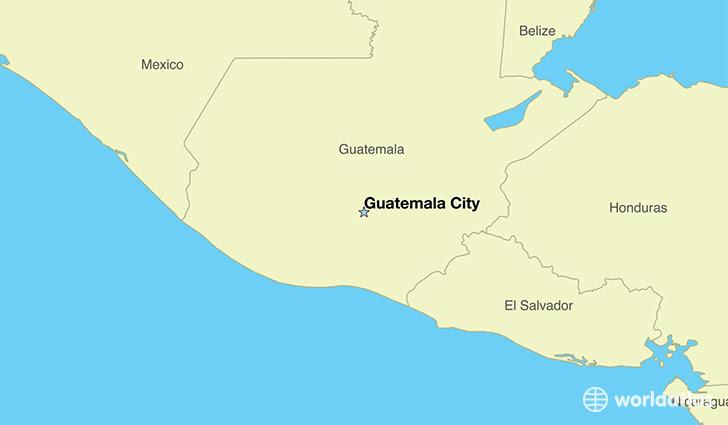 guatemala capital guatemala city