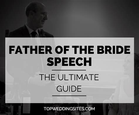 team wedding blog father   bride speech