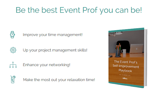 Free E-Book: The Event Profs Self-Improvement Playbook - Whova