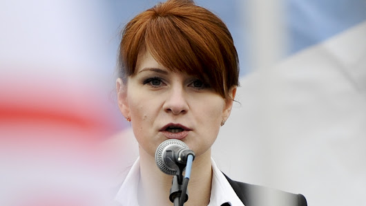 "Attorney For Maria Butina Says ""Whole Story"" Is Still Not Known About His Client : NPR"