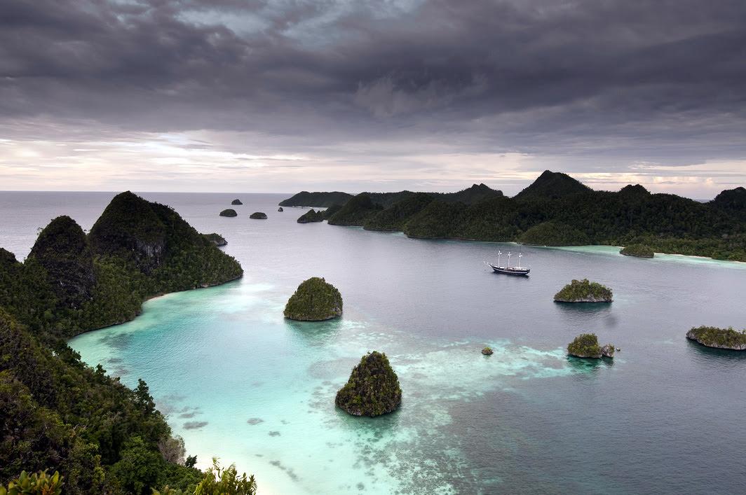 Scuba diving Indonesia