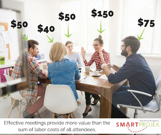 Secret Tips for Planning Project Meetings for Maximum Effectiveness - Smart Projex