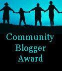 Community Blogger Award