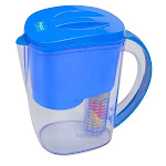 Propur Water Filter Pitcher with ProOne-G 2.0 Mini Filter Element + Removable Fruit Infuser