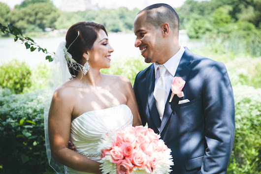 New York Society For Ethical Culture Wedding, Central Park - Priscilla and Jeffrey