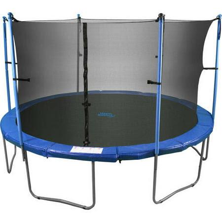trampoline games: Upper Bounce 15 ft. Trampoline Jumping Mat