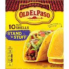 Old El Paso Stand 'n Stuff Taco Shells - 10 count, 4.7 oz box