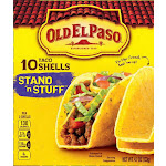 Old El Paso Shells Taco Stand N Stuff - 4.7 oz.