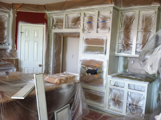 Kitchen Cabinet Painting Denver - Painting Kitchen Cabinets and Cabinet Refinishing Denver Co., 303-573-6666 Colorado Cabinet Refinishing