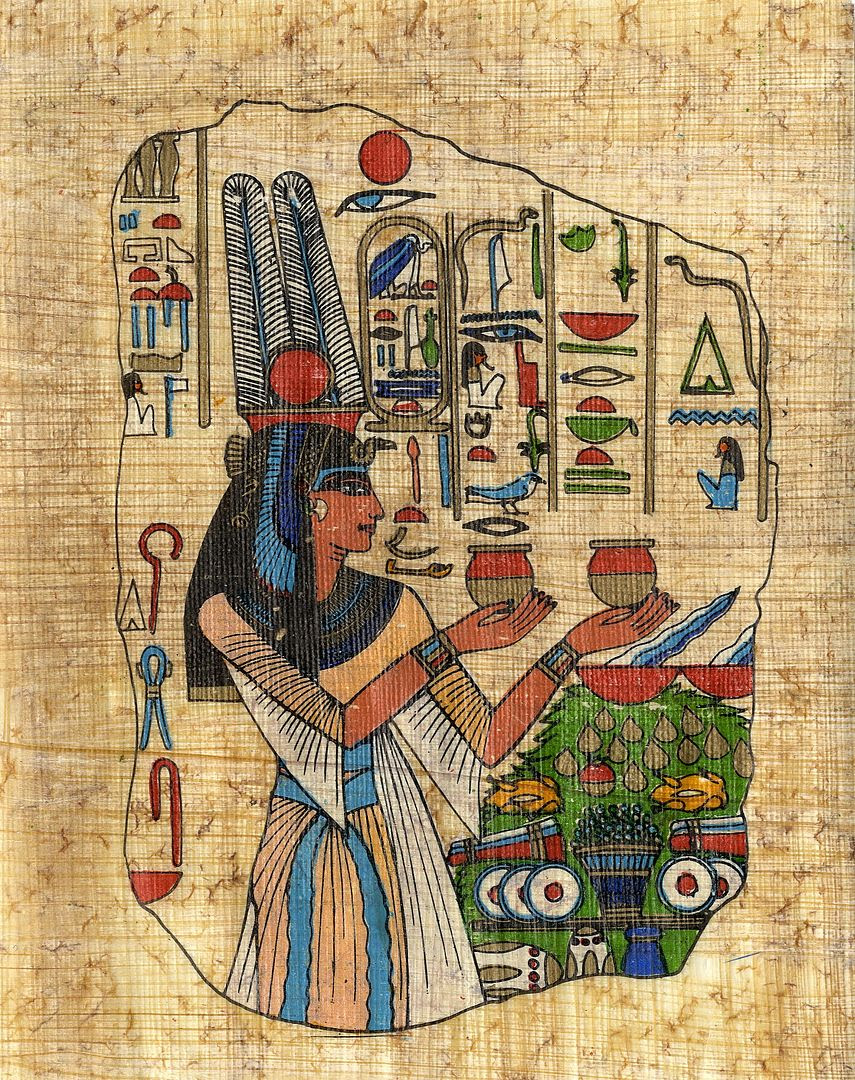 ART AND FASHION OF ANCIENT EGYPT | Yours' truly, Zhivali |Egyptian Art Paintings