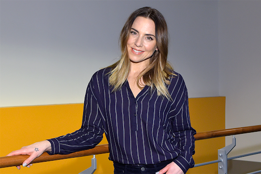 Sporty Spice Mel C Talks Botox and Anti-Aging in Her 40s
