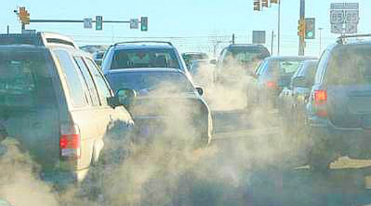 Second Hand(Exhaust)Smoke: Negative Effect Of Car Emissions