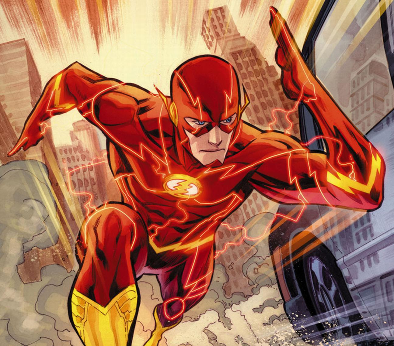 Image result for flash abilities