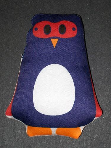 Sidekick plushie